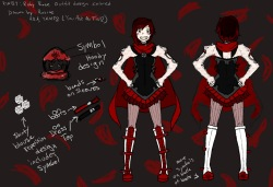 RWBY Image of Ruby Rose